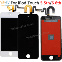 Best Price Display For iPod Touch 5 5th LCD Touch Screen Digitizer Assembly For iPod Touch 6 6th 4.0 LCD Replacement