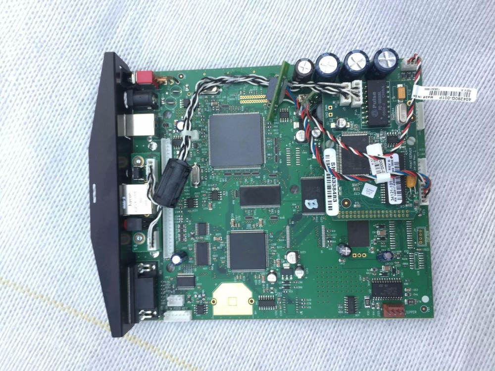 Main board 403370H-A058 -A031P A003 for zebra lp2844-z with networkMain board 403370H-A058 -A031P A003 for zebra lp2844-z with network