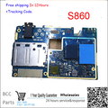 Original 100% new! 2GB RAM Test ok Mainboard Motherboard mother board For Lenovo S860 with tracking number free shipping