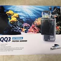 Bubble Magus BM QQ3 Hang on Nano Protein Skimmer External Sump Pump Needle Wheel Venturi Pump for Seawater Marine Reef Tank 300L