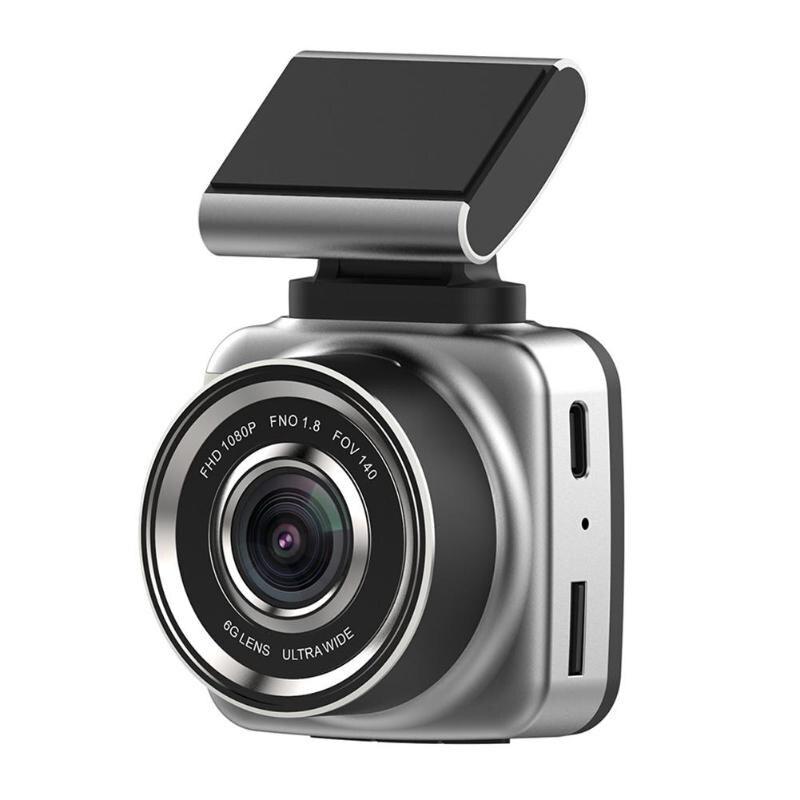 Anytek Q2N 2.0 pouces écran Mini voiture Dvr caméra Full Hd 1080 P 135 degrés lentille Dash Cam g-sensor Dashcam