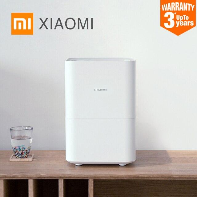 2019 XIAOMI MIJIA SMARTMI Verdunstungsbefeuchter 2 für ihre hause Luft dämpfer Aroma diffusor ätherisches öl mijia APP Control