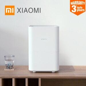 XIAOMI MIJIA SMARTMI Evaporative Humidifier 2 for home Air dampener Aroma diffuser essential oil mist maker mijia APP Control(China)