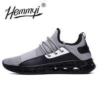 2018 Hot Sale Fashion Shoes Men Breathable Casual Sneaker Autumn Trainers Lace up Mesh Krasovki Men Footwear Plus Size 45 46