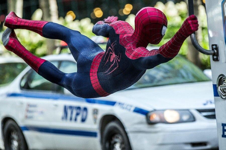 <font><b>AMAZING</b></font> <font><b>SPIDER</b></font> MAN <font><b>2</b></font> <font><b>Spiderman</b></font> Marvel Superhero Tv Movie Film Poster Fabric Silk Poster 24x36inch