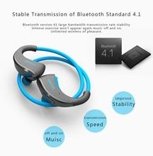 2016 Original Mini Dacom 4.1 Bluetooth Headphones Waterproof Sport stereo music earphones fone de ouvido with microphone