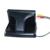 "Cámara de estacionamiento del coche y monitor de pantalla 4.3 ""con 4 led para NISSAN QASHQA/X-TRAIL para Citroen C4/C5 para Peugeot 307 Hatchback"