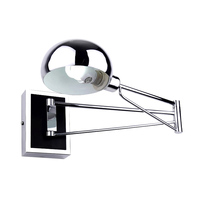 Modern LED Wall lights led bathroom mirror light wall mounted reading lamp sconces bedroom wall lamp Foldable indoor lighting