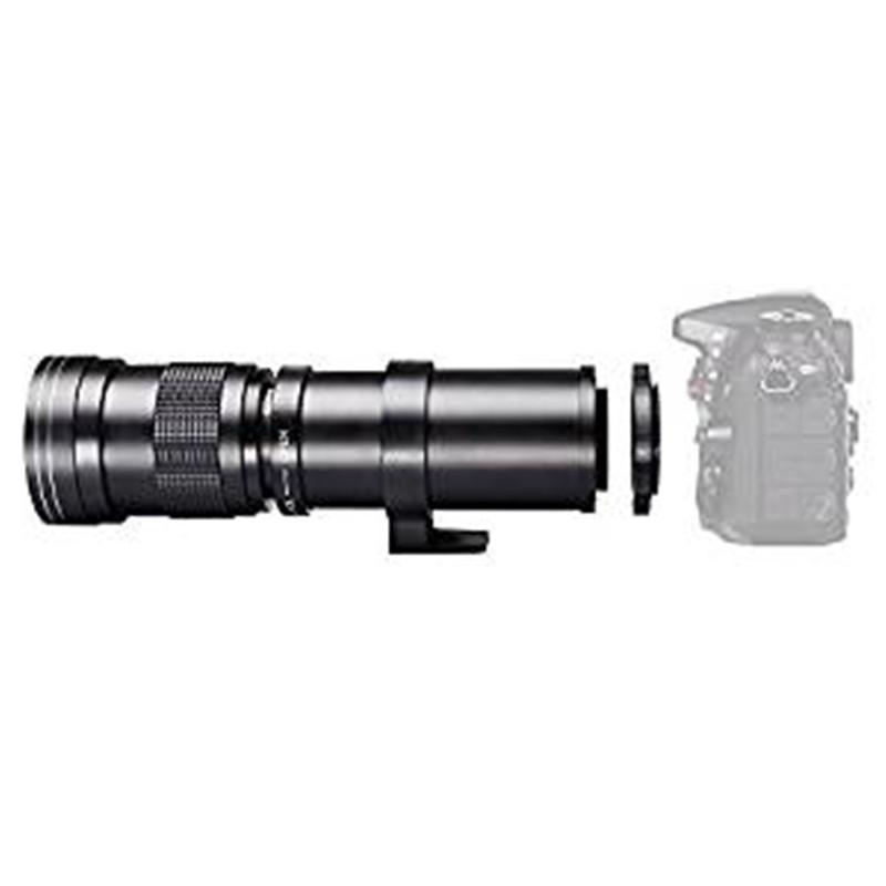 JINTU 420-800mm F/8.3-16 Telephoto Zoom Lens for Olympus E-5 E-510 E-500 E1 E3 E30 E330 E620 E520 DSLR Camera + free Carry Bag бинокль olympus 8 16x40 zoom dps i