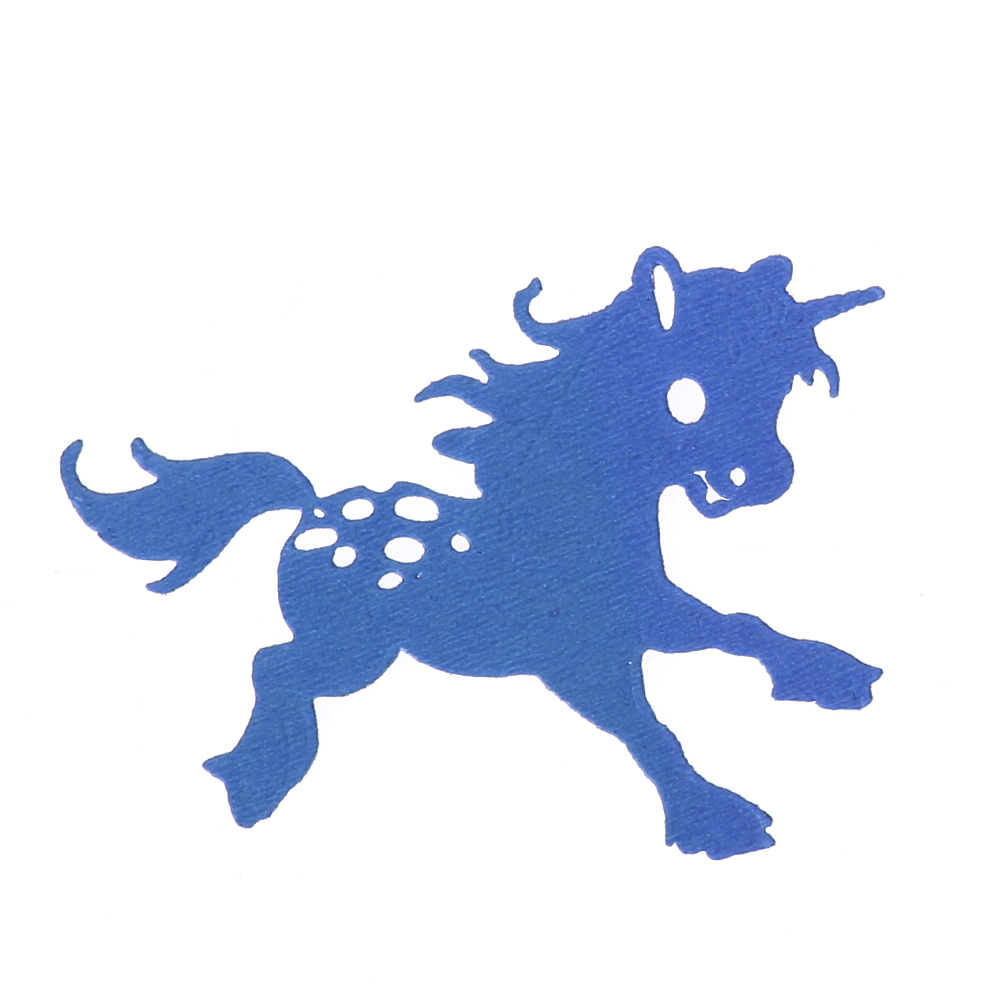 Small Horse Metal Cutting Dies Stencil DIY Scrapbooking Card Paper Embossing Craft