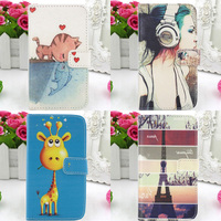PU Leather Case Cover Card Holder Mobile Phone Bag Pouch Skin Protector Flip WA For LG