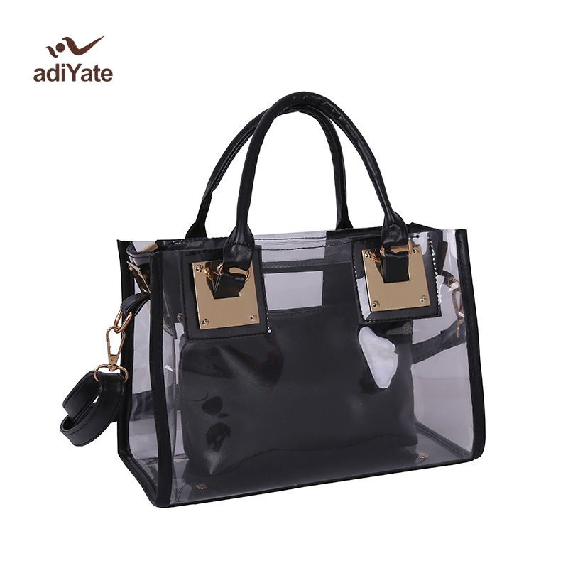 Clear Shoulder Bag Promotion-Shop for Promotional Clear Shoulder ...