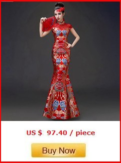 qipao cheongsam dress