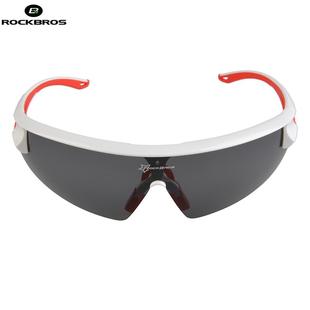 Prix pour ROCKBROS Vélo Lunettes Polarisées 100% UV400 Blocage Cyclisme lunettes de Soleil Lunettes De Vélo Randonnée Escalade Lunettes de Soleil Goggle