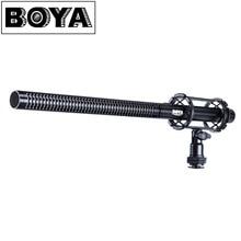 BOYA BY-PVM1000L Pro Shotgun Video Mic Camera Microphone for Canon Nikon Sony Video Cameras & Camcorders