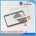 Оригинальная сенсорная панель 10,1дюйма для планшета N9106 YLD CEGA350FPC A1.С бесплатной доставкой.