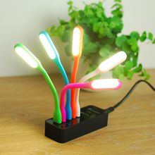 Colorful Portable USB 5V 1 2W LED Lamp for Xiaomi Power bank Comupter Notebook Mini USB