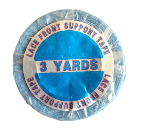 최고 품질 3 야드 오랜 시간 방수 테이프 슈퍼 품질 블루 테이프 머리카락 연장 테이프 헤어 테이프