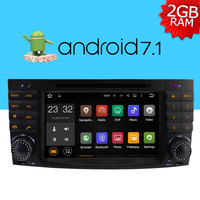 A Sure Android 7 1 2GB RAM DAB DVD CD GPS Navi For Mercedes Benz C