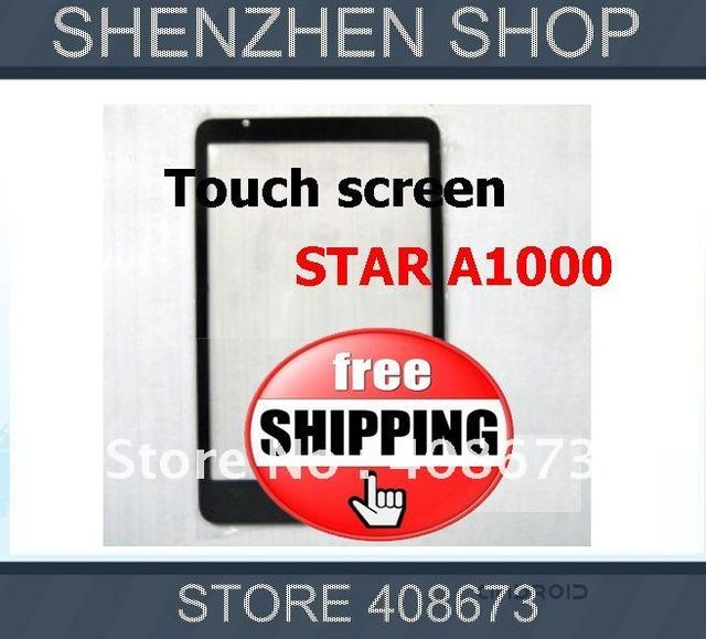 New Touch Screen Digitizer/Replacement for Star A1000 Capacitive ANDROID Phone