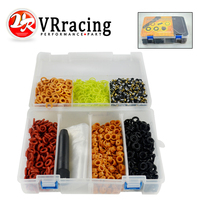 VR RACING Universal type Fuel injector repair kits ,Electronic Fuel Injection Repair Fitting,200sets/box VR4489
