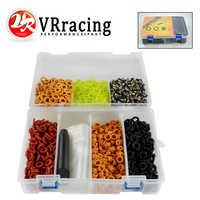 VR RACING-Universeel type Brandstof injector reparatie kits, Elektronische Brandstofinjectie Reparatie Fitting, 200 sets/box VR4489