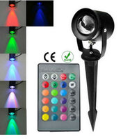 Draadloze 16 Kleuren Veranderende Led Grond Licht 10 W RGB DC12V Waterdichte IP65 Tuin Gazon Licht led Lamp voor outdoor verlichting