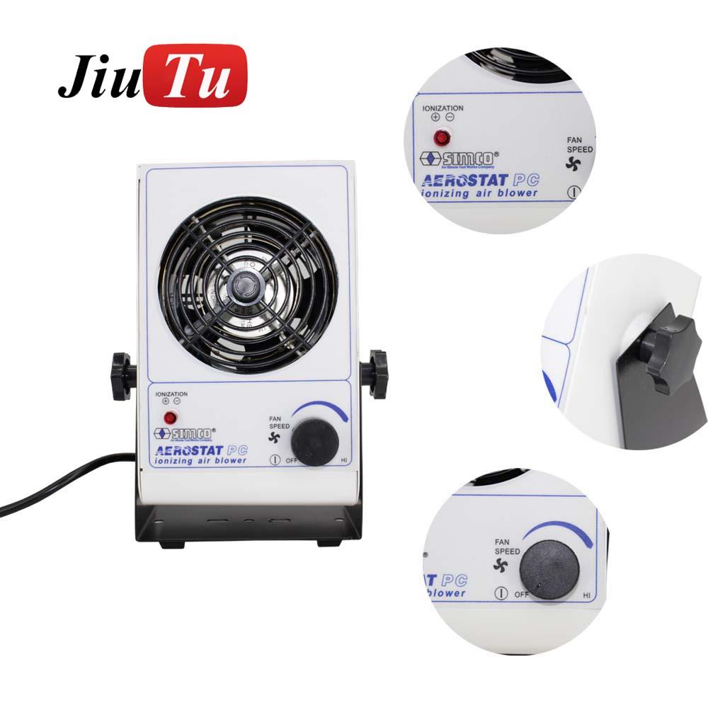 Slade Sl-028 Static Electricity Horizontal Ion Fan Ion Fan Static Eliminator Power Tool Accessories
