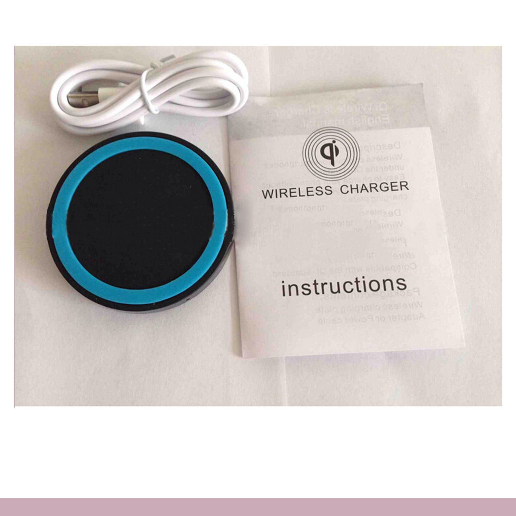 Qi Wireless Pad Charger Charging Hot For iPhone for Samsung Galaxy Note S3 S4 s5 S6 S7 for Huawei for LG for HTC Other Phone