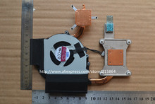 New laptop cpu cooling  fan for lenovo ThinkPad E431 E531 E440 E540 with heatsink