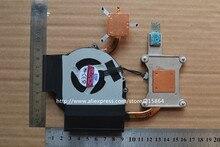 Novo ventilador de refrigeração cpu portátil para lenovo thinkpad e431 e531 e440 e540 com dissipador calor