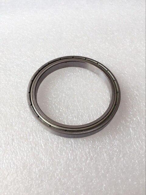1pcs  ultra-thin deep groove ball bearings 6710ZZ 50*62*6 mm
