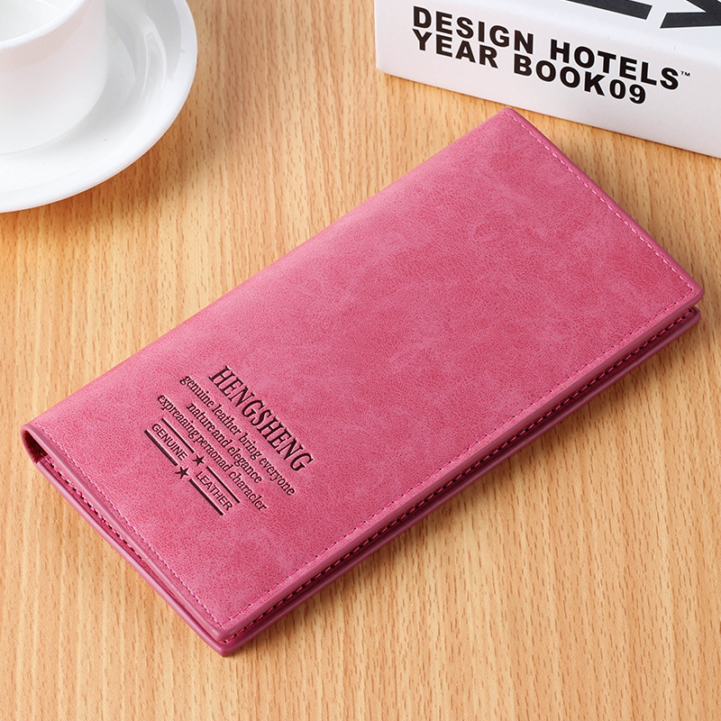 Sweet Women Leather Wallets Fashion Brand Wallet Long Design Clutch Female Purse With Card Holder Free Shipping women leather wallets v letter design long clutches coin purse card holder female fashion clutch wallet bolsos mujer brand