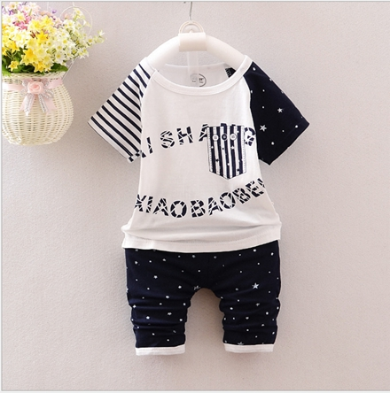 59ff219019a6 2016 new summer wear male girl baby clothes baby clothes 7 minutes ...
