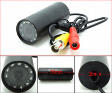 HD Sony Mini IR 960H 700TVL Sony Effio-e CCD Waterproof Mini Surveillance Bullet Home security monitoring Security cctv camera