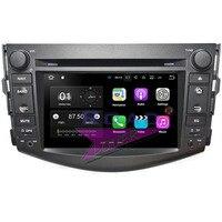 Roadlover 4G 32GB Android 8 0 Octa Core Car Multimedia DVD Player For Toyota RAV4 2006