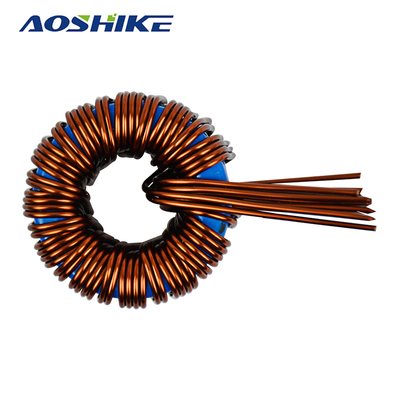 Aoshike 45uh 160A Magnetic Coil Sendust  inductance Inductor For Power Frequency Sine Wave Inverter 1000-4000W