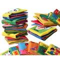 Последним таблица Английский Язык Ткань Ткань Книги Обучение & Образование Детские Игрушки 0 ~ 12 Месяцев Bebe Juguetes Brinquedos Пункт Bebe