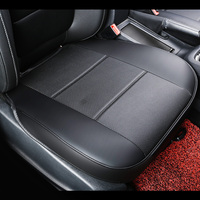 2017 New Arrival Single Cushion Fashion Universal Car Seat Cushion Pad Fit For Almost Cars Seat