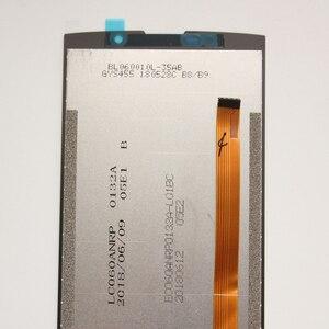 Image 4 - 6.0 بوصة OUKITEL K7 شاشة الكريستال السائل + شاشة تعمل باللمس 100% الأصلي اختبار LCD محول الأرقام زجاج لوحة استبدال ل OUKITEL K7