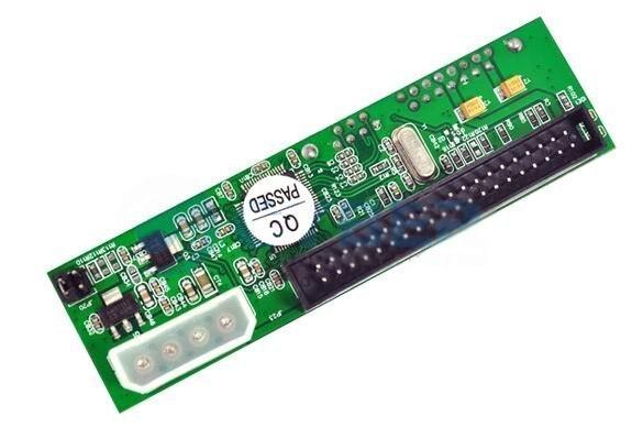 """Wholesale Dropship New 2.5""""/3.5"""" Drive SATA to ATA IDE Converter Adapter HDD"""