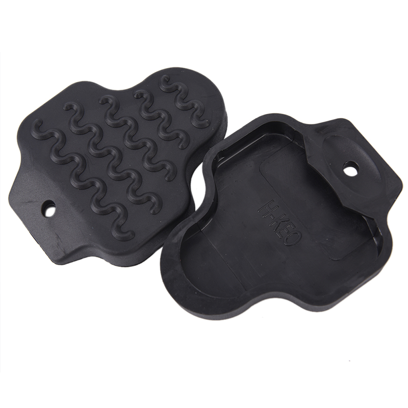1 Pair Bicycle Rubber Pedal Cleat Covers Shimano SPD-SL//LOOK KEO//LOOK Delta Soft