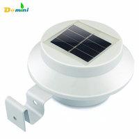 New 4LED Solar Lamps Power Light Fence Ceiling Light Outdoor Light Solar Garden Light IP44 Solar