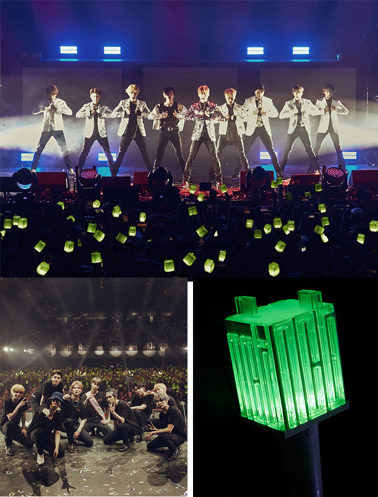 NCT Light Stick Premium Collection
