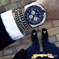 Микро декор циркон CZ 7 мм Пробки Бусины Плетение Макраме Мужчины Браслеты, 24 К Позолоченный Бисером плетение высокой couture быстрота