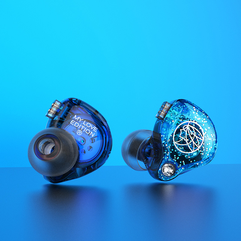 TFZ 2019 mon amour édition moniteur suppression de bruit écouteurs Hifi filaire écouteurs DJ musique stéréo casque détachable câble