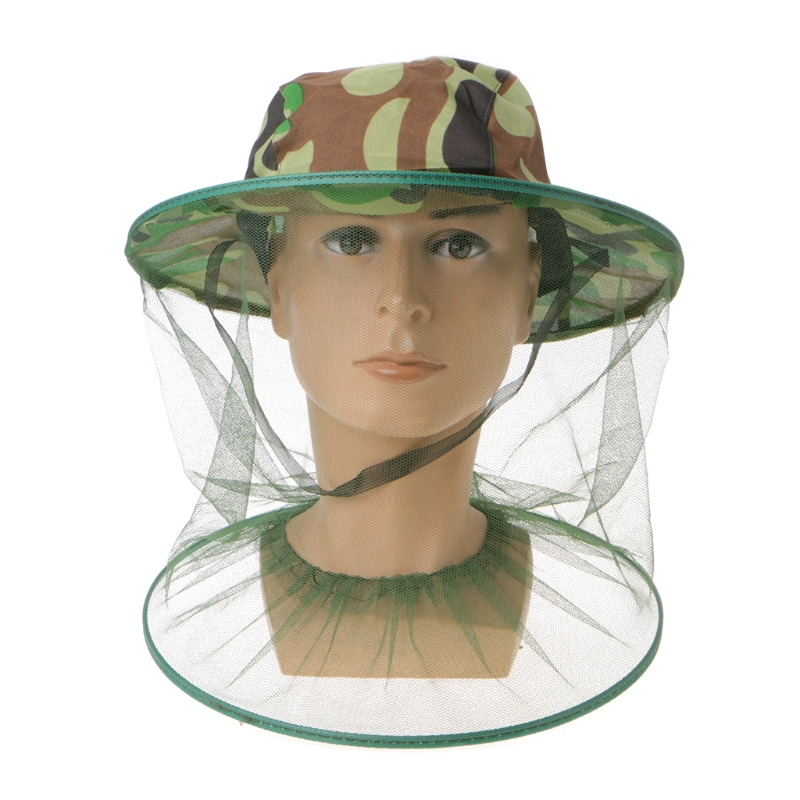 And Great Variety Of Designs And Colors Insect Bee Flying Face Protector Beekeeper Hat Mesh Camouflage Wild Outer Cap Beekeeping Facial Protection Famous For High Quality Raw Materials Full Range Of Specifications And Sizes
