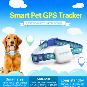 smart pet gps tracker mini dog