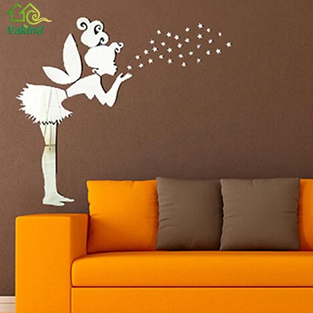 Angel Fairy Star Wall Sticker