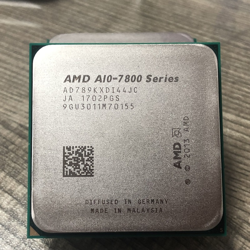 AMD APU A10 7890K A10 7890K CPU Processor Quad Core 4.1GHz 4MB Socket FM2+ Cache With Radeon R7 Desktop  NEW -in CPUs from Computer & Office